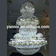 large crystal chandelier impressive large crystal chandelier large