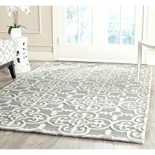 safavieh rug traditional handmade silver wool rug safavieh outdoor rug