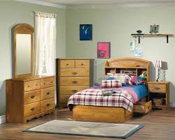 green bedroom pine furniture. Brilliant Green Wall For Pine Bedroom Furniture Sets With Laminate Wood Flooring Decor White Curtain A