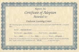 Baby Certificate Maker Best Dog Birth Certificate Template Beautiful Adoption Certificate