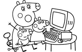 Coloring is a very useful hobby for kids. Computer Coloring Pages Best Coloring Pages For Kids
