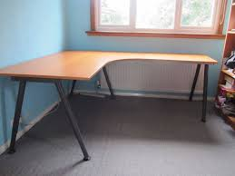 image of galant corner desk frame
