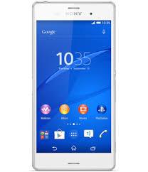 sony mobile. xperia™ z3 sony mobile