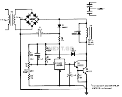 power control circuit automation circuits next gr temperature controller