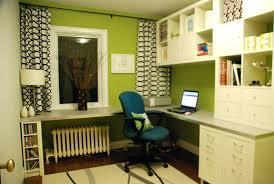 office color scheme ideas. Office Paint Color Schemes Home For Small Space With Green Wall Interior . Scheme Ideas