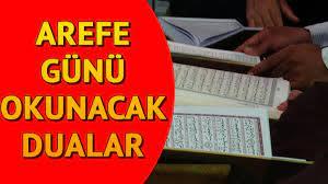 Arefe günü yapılacak ibadetler, zikirler ve okunacak dualar: Arefe günü  neler yapılır? - Haberler Hürriyet