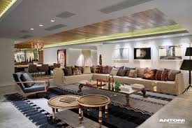 Huge Living Room Rugs Eclectic Apartment In Cape Town Keribrownhomes