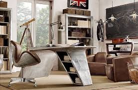 vintage style office furniture. Aviation Furniture.jpg Vintage Style Office Furniture D