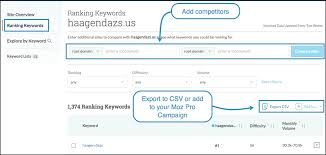 Find Keywords Your Site Already Rankings For- Help Hub - Moz