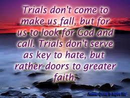 Image result for trials quotes