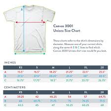 Unisex T Shirt Size Chart Uk Merchandise Sizing And Information Fangamer