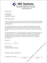 Employment Offer Letter Offer Letters Sample Job Offer Letter Format ...