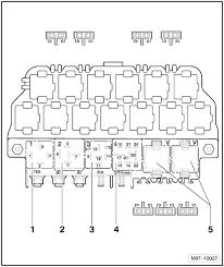 jan 00 beetle 1 8t, ecu no power fuses 43, 34, 32, & 28 no power mk4 golf horn relay location at 2004 Tdi Jetta Horn Circuit Diagram