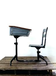 childrens school desk vintage school desk and chair antique desks vintage school desk desk by