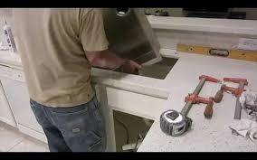 how to install white quartz countertops msi iced white kitchen remodel