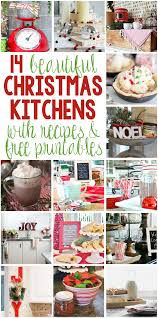 Christmas Kitchen My Christmas Kitchen Love Grows Wild