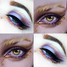 Ariel Make Up Make Up Beauty With A Princess Touch