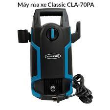 Máy rửa xe gia đình classic Cla-70pa, may rua xe ,máy rửa xe, vòi phun xịt  nước rửa xe, may rua xe mini, may bom rua xe mini đủ bộ dây rửa