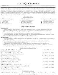 Functional Resume Format Samples Letter Resume Directory