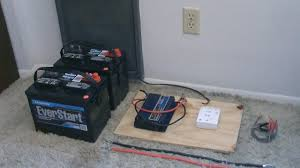 how to hook up solar panels with battery bank simple detailed instructions diy solar system you