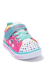 Skechers Twinkle Toes Unicorn Light Up Sneaker Walker