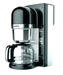 kitchen aide coffee pots coffee maker pot pro line parts manual cup kitchenaid coffee pot cleaning