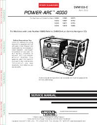 lincoln electric wiring diagram lincoln printable wiring electrical wiring schematics power arc 4000 electrical home source