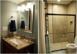 modernized basement bathroom remodel in indianapolis remodeling indianapolis n51 indianapolis