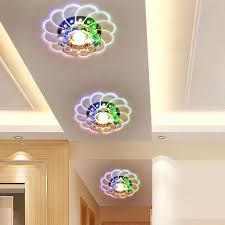 Bunte 5w Kristall Led Deckenleuchte Pendelleuchte Wohnzimmer Moderne