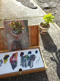 a beginner s approach to plein air painting