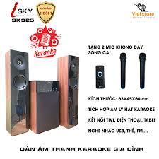 Shop bán Dàn karaoke gia đình - Dàn âm thanh khủng kết nối Tivi , iphone,  ipad, smartphone Hát karaoke - loa vi tính cỡ lớn âm thanh Hifi siêu Bass có