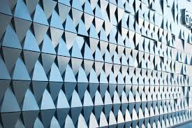 Small Picture Triangular Shaped Wall Design Stock Photo Image 59128814