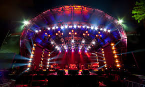 images about concert stages on concerts lighting design and control system