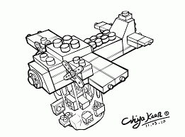 Small Picture Lego City Coloring Page Coloring Home