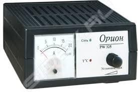 Зарядное <b>устройство</b> для автомобильных аккумуляторов <b>ОРИОН</b> ...