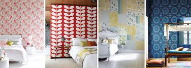 living room orla kiely multi: left right iola rose from the boutique collection giant stem from the