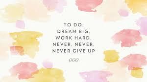Motivation Pink Wallpaper Iphone - Work ...