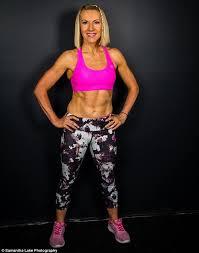 Aerobics instructor Wendi Carroll reveals fitness secrets   Daily Mail  Online