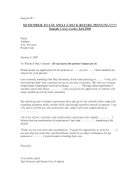 Cover Letter To Whom Okl Mindsprout Best Ideas Of Cover Letter Dear