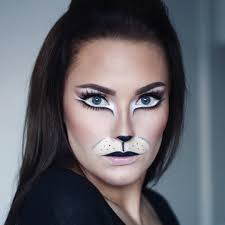 look cat makeup