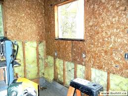 33 cosy garage wall covering ideas full image for insulated walls with
