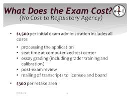 ethics and boundaries essay examination ppt video online what does the exam cost no cost to regulatory agency