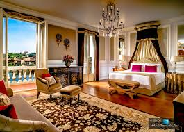 With money comes the luxury of travel here we are in Italy in a magnificent  hotel room a luxury most of us will never afford here's to luxury living  and ...