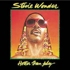 <b>Stevie Wonder</b> - <b>Hotter</b> Than July - CD – Rough Trade