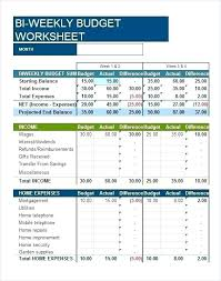 Budget Monthly Expenses Spreadsheet Monthly Expense Spreadsheet Template Excel