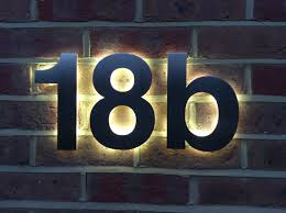Decorative House Numbers 17 Best Ideas About Door Numbers On Pinterest Succulent Wall