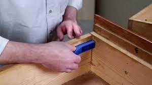 Kreg Jig Different Thickness Kreg Tool Tip Mini Jig Youtube