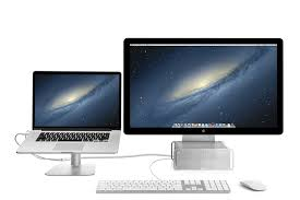 Thunderbolt Display Remove Stand Simple Twelve South HiRise For IMac IMac Stand Designed To Elevate Your