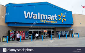 walmart store entrance. Modren Walmart Exterior View Of Walmart Supercentre Store With People Walking Towards  Entrance Ontario Canada KATHY DEWITT  Inside Entrance A