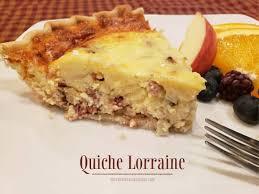 quiche lorraine easy clic recipe